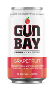 Gun Bay Hard Seltzer Grapefruit